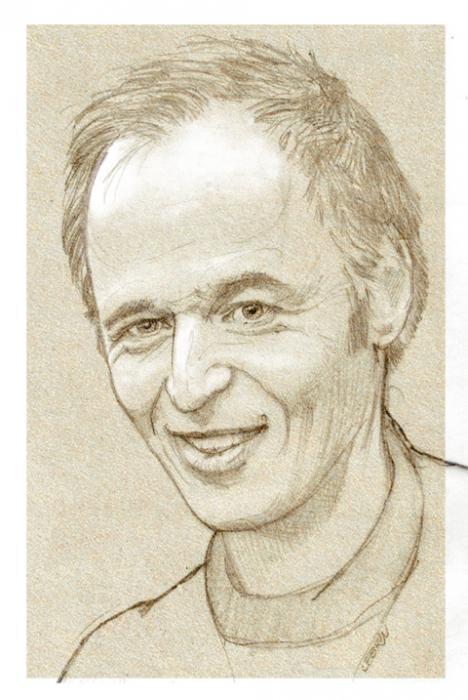 Jean-Jacques Goldman by Lebrun